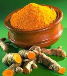 tumeric and tumeric roots